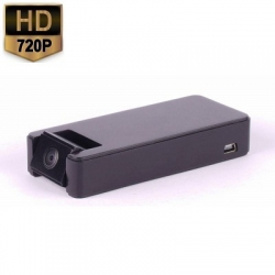 Spy Camera Black Box HD 160 Degree