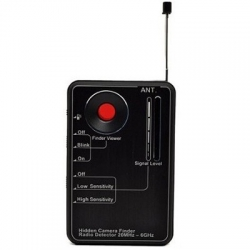 3G 4G GPS Afluister Detector