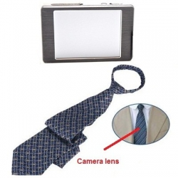 "Neck Tie Camera LCD HD Recorder <span class=""smallText"">[40638]</span>"