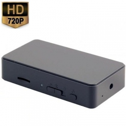 Spy Camera Black Box HD