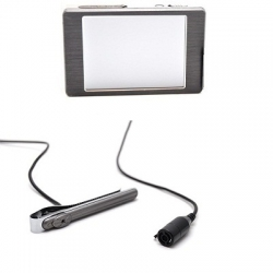 Stropdas Clip Camera LCD HD Recorder