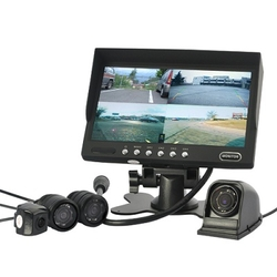 "4x Auto Camera's 7 Inch LCD <span class=""smallText"">[40492]</span>"