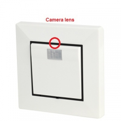 Light Switch Spy Camera HD