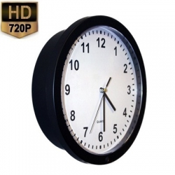Clock Spy Camera 30 Days HD