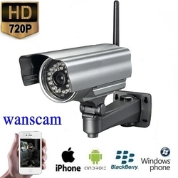 Wireless WIFI Outdoor IP Camera HD