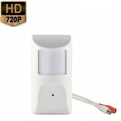 PIR Wall Sensor Camera 720P HD