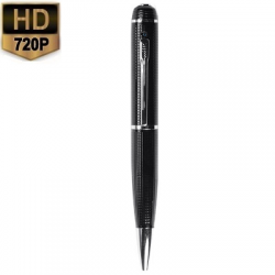 Spy Camera Pen HD 720P
