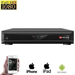 HD SDI 8 Channel DVR Recorder