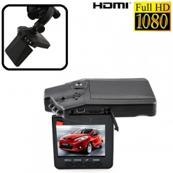 HD 1080P Car Camera DVR LCD